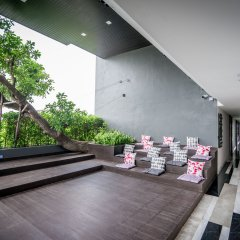Onyx Hotel Bangkok Бангкок интерьер отеля