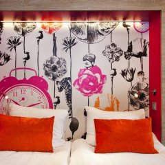 Отель Motel L Hammarby Sjöstad комната для гостей фото 3
