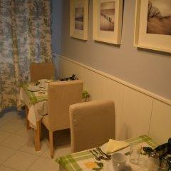 Отель Au Petit Bonheur Генуя питание фото 2