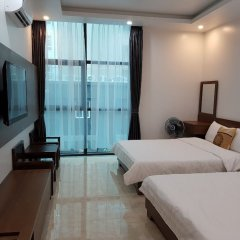 Toan Phuong Hostel комната для гостей
