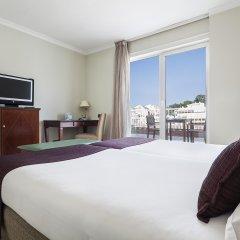 Отель Exe Mitre Барселона комната для гостей