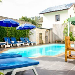 Отель Baan Rosa бассейн