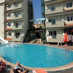 Отель Golden Orange Apart Мармарис бассейн фото 2