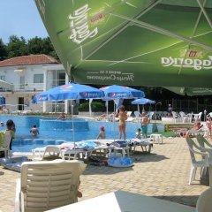 Отель Bellevue Hotel Болгария, Золотые пески - 5 отзывов об отеле, цены и фото номеров - забронировать отель Bellevue Hotel онлайн пляж