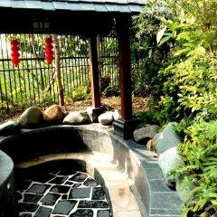 Отель Healthy Valley Private Hot Spring Villa бассейн фото 3