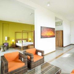 Отель Minn Gee Resort Passikuda интерьер отеля