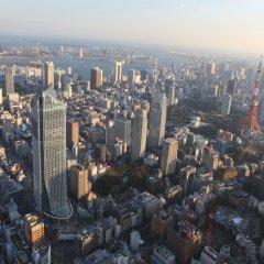 Отель Andaz Tokyo Toranomon Hills - a concept by Hyatt Япония, Токио - 1 отзыв об отеле, цены и фото номеров - забронировать отель Andaz Tokyo Toranomon Hills - a concept by Hyatt онлайн пляж