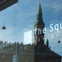 Отель The Square Дания, Копенгаген - отзывы, цены и фото номеров - забронировать отель The Square онлайн приотельная территория фото 2