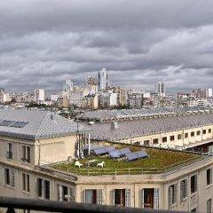 Отель Hôtel de Bellevue Paris Gare du Nord балкон