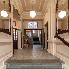 Hotel Victoria Пльзень интерьер отеля