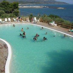 Hotel Hydra Club Казаль-Велино бассейн