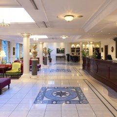 Stanhope Hotel Brussels by Thon Hotels интерьер отеля фото 4