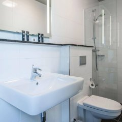 Апартаменты Yays Oostenburgergracht Concierged Boutique Apartments ванная