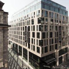 Отель Barcelo Hamburg Германия, Гамбург - 3 отзыва об отеле, цены и фото номеров - забронировать отель Barcelo Hamburg онлайн вид на фасад