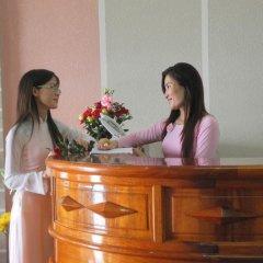 Nam Hong Hotel интерьер отеля