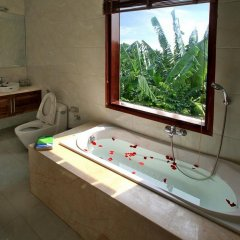 Отель Aquarium Villa ванная