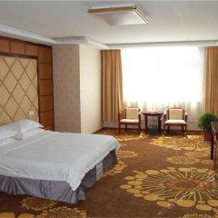 JingGangShanHongGe Hotel комната для гостей