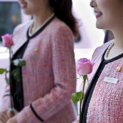 Отель The Langham, Shenzhen Китай, Шэньчжэнь - отзывы, цены и фото номеров - забронировать отель The Langham, Shenzhen онлайн спа фото 2