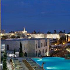 The David Citadel Hotel Израиль, Иерусалим - отзывы, цены и фото номеров - забронировать отель The David Citadel Hotel онлайн бассейн фото 2