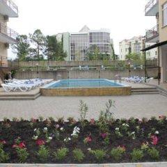 Гостиница Красная Гвоздика бассейн фото 3