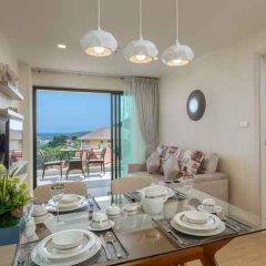Отель Splendid Sea View Resort пляж Ката в номере фото 2