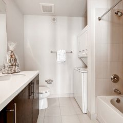 Отель Global Luxury Suites at The White House США, Вашингтон - отзывы, цены и фото номеров - забронировать отель Global Luxury Suites at The White House онлайн ванная