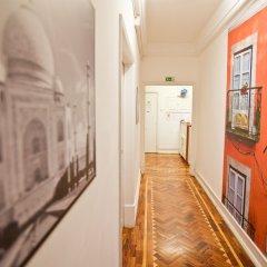 Отель Tagus Palace Hostal Португалия, Лиссабон - отзывы, цены и фото номеров - забронировать отель Tagus Palace Hostal онлайн интерьер отеля фото 3
