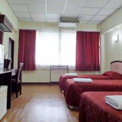 Отель Coop Dopa Hostel Таиланд, Бангкок - отзывы, цены и фото номеров - забронировать отель Coop Dopa Hostel онлайн комната для гостей фото 3