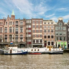Eden Hotel Amsterdam Амстердам приотельная территория