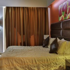 Отель Diana Boutique Hotel Греция, Родос - отзывы, цены и фото номеров - забронировать отель Diana Boutique Hotel онлайн комната для гостей фото 5