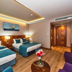 Отель The Meretto Old City İstanbul комната для гостей фото 15
