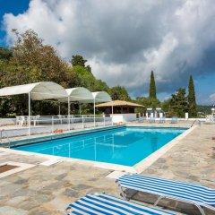 Апартаменты Litharia Apartments Corfu бассейн фото 3