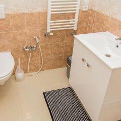 Отель Madonna Apartments Чехия, Карловы Вары - отзывы, цены и фото номеров - забронировать отель Madonna Apartments онлайн ванная