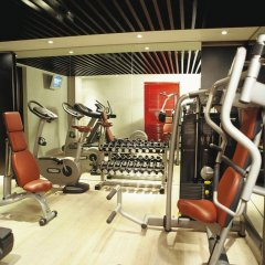 STRAF Hotel&bar Милан фитнесс-зал фото 3