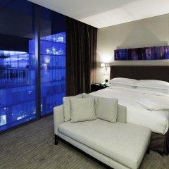 Отель Hilton Mexico City Santa Fe Мексика, Мехико - отзывы, цены и фото номеров - забронировать отель Hilton Mexico City Santa Fe онлайн комната для гостей фото 5