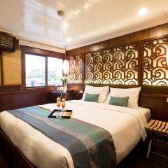 Отель Bhaya Cruises Халонг комната для гостей фото 2