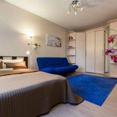 Апартаменты Na Nahimova Apartments Санкт-Петербург комната для гостей фото 2