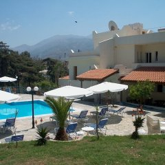 Отель Villa Malia бассейн фото 2