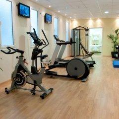 Titania Hotel фитнесс-зал фото 3