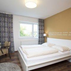 Отель Kolpinghaus Salzburg Зальцбург комната для гостей