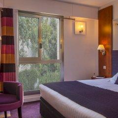 Отель Ampère Франция, Париж - отзывы, цены и фото номеров - забронировать отель Ampère онлайн комната для гостей фото 5