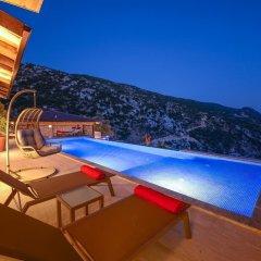 Villa Tasci Турция, Патара - отзывы, цены и фото номеров - забронировать отель Villa Tasci онлайн бассейн