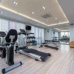 Отель United Residence Таиланд, Бангкок - отзывы, цены и фото номеров - забронировать отель United Residence онлайн фитнесс-зал