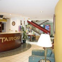 Отель Apartotel Tairona интерьер отеля
