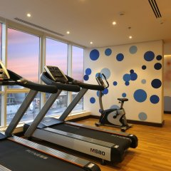 Swiss International Royal Hotel Riyadh фитнесс-зал фото 2