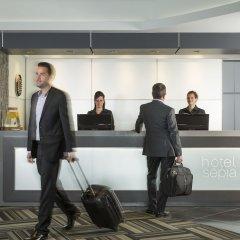 Отель Sepia Канада, Квебек - отзывы, цены и фото номеров - забронировать отель Sepia онлайн фитнесс-зал фото 3