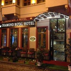 Diamond Royal Hotel вид на фасад фото 2