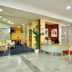 Austria Trend Hotel Ananas интерьер отеля