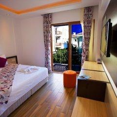 Kleopatra Hermes Hotel Турция, Аланья - отзывы, цены и фото номеров - забронировать отель Kleopatra Hermes Hotel онлайн комната для гостей фото 4