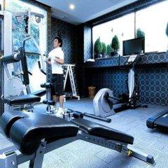 Отель FuramaXclusive Sukhumvit фитнесс-зал фото 3